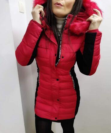 Zimske jakne model - Srbija: Zimska jakna 3900dinTopla, prelep modelVelicine S do XxlModel je malo