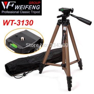 Wt 3130 prenosivi stativ + torba + drzac za telefon  - Kragujevac