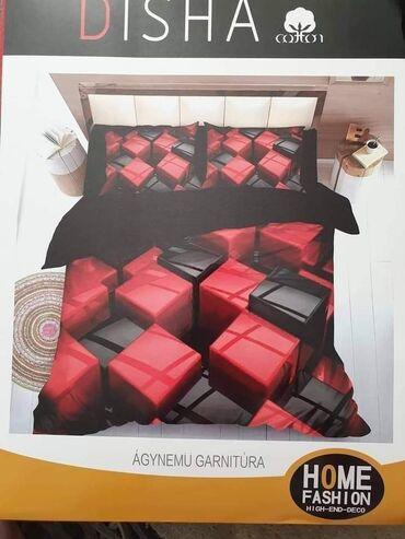 Posteljina - Srbija: Pamucna posteljina100% pamukSet sadrzi:3 delaJorganska navlaka