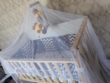 Продаю детскую кроватку в отличном состоянии. Качество Практически не