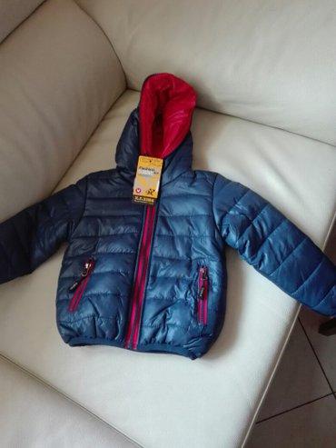 Muska decija jakna za uzrast od godinu dana - Vranje