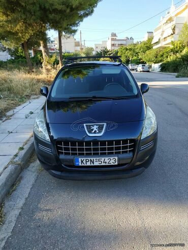 Peugeot 3008 1.6 l. 2009 | 140000 km