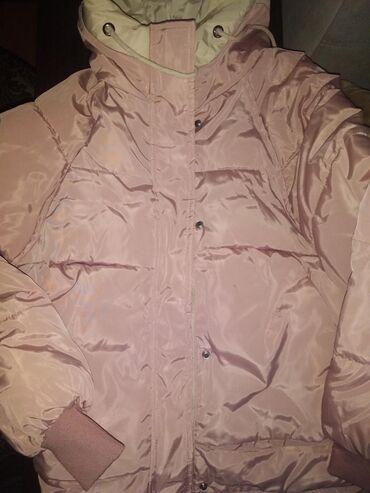 Куртка в корейском стиле новая. Размер 46 48
