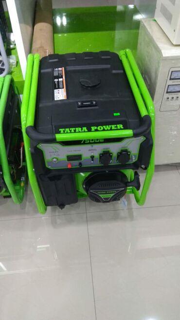 Generatorlar - Azərbaycan: Generator Tatra Power (8 kVa) Nağd və Hissə-Hissə Ödənişlə Arayışsız