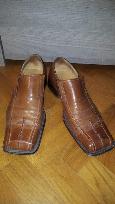 Gucci kozne elegantne cipele iz Italije. Broj 44. U odlicnom stanju. - Vrsac