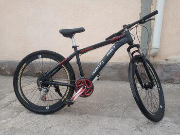 Спорт и хобби - Токмок: Продаю спортивный велосипед, в хорошем состоянии21 скорость