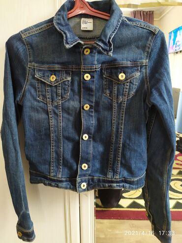 Продаю джинсовую куртку, в хорошем состоянии, бренд HM