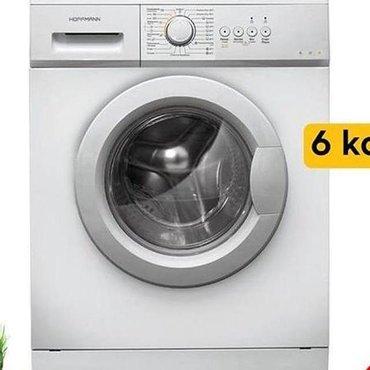 Elektronika Lerikda: Washing Machine