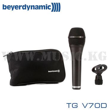 профессиональный микшерный пульт в Кыргызстан: Микрофон TG V70d приятно удивит всех! Исполнителя на сцене, публику в