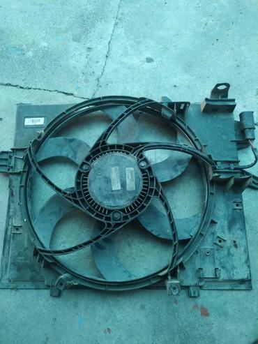 Аксессуары для авто в Кант: Вентилятор от БМВ е60 530 м54 двигатель рабочий продаю