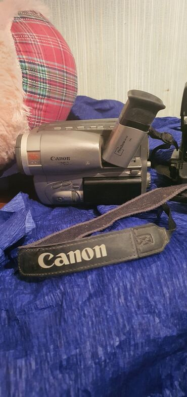 Foto və videokameralar - Azərbaycan: Видеокамера канон  Videokamera canon