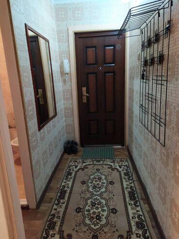 �������������� ���������������� �� �������������� 104 ���������� в Кыргызстан: 104 серия, 3 комнаты, 60 кв. м С мебелью, Неугловая квартира