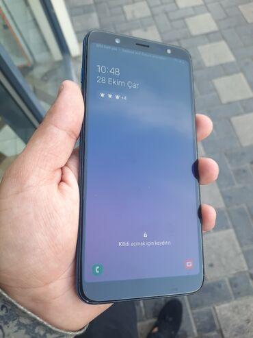 İşlənmiş Samsung Galaxy A6 Plus 32 GB göy