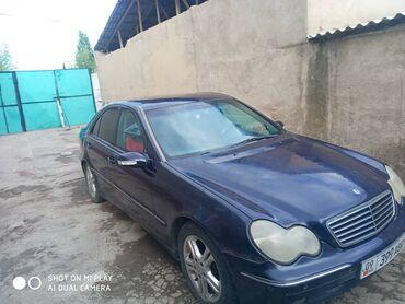 Автомобили - Чок-Тал: Mercedes-Benz C 200 2.2 л. 2001