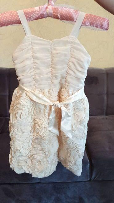 Продается красивое платье. Покупали в Норвегии. На 8-9 лет. в Бишкек