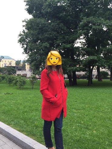 Женские пальто в Кыргызстан: Продается пальто Zara размер М. Состояние отличное. Классно сидит