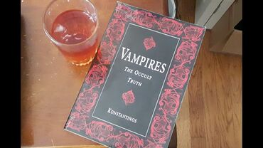 VAMPIRES THE OCCULT TRUTHDiscover the strange world of the undead and