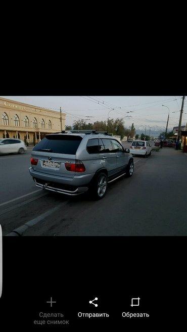 Бмв х5 шикарный вид ...  состояние в Бишкек