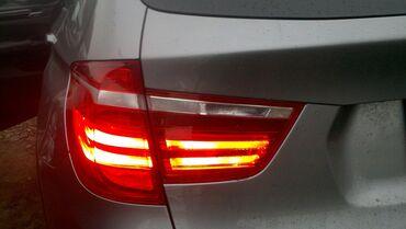 Auto servis, popravka vozila - Srbija: Popravka LED Stop svetla za BMW X3 F25 od 2011. do 2014