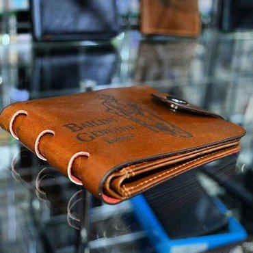 сумки из кожи итальянские в Кыргызстан: Кошелек bailini. Bailini genuine-это небольшое удобное портмоне,модель