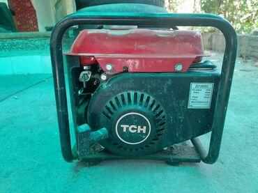 Генераторы - Кыргызстан: Генератор 1,2кв,бензин ТСН
