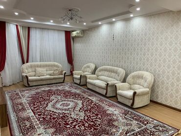 Apartment for rent: 3 bedroom, 130 sq. m, Bishkek