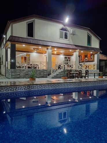 kiraye obyektler 2018 в Азербайджан: Сдам в аренду Дома Посуточно : 420 кв. м, 7 комнат