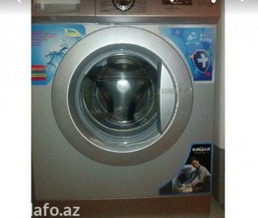 Bakı şəhərində Vertical Avtomat Washing Machine Electrolux 7 kq.