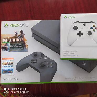 Xbox one!! Продам срочно!!Новый в упаковке + Дополнительный джойстик+