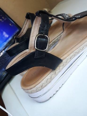 Udobne i lepe sandale, broj 38. Nosene samo jednom - Beograd - slika 8