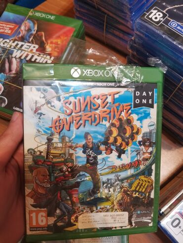 one plus one - Azərbaycan: Xbox one sunset overdrive