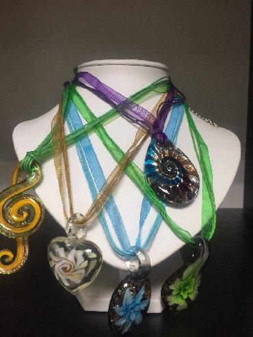 Jewellery Sets - Srbija: Murano staklo privesci