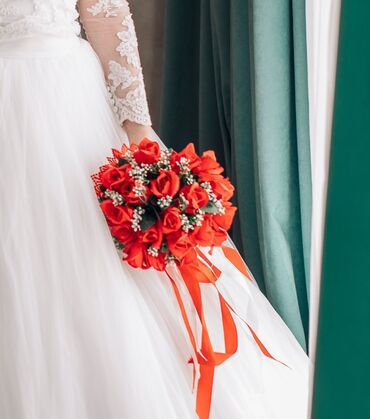 Продам букет невесты Состояние идеальное Цена окончательная