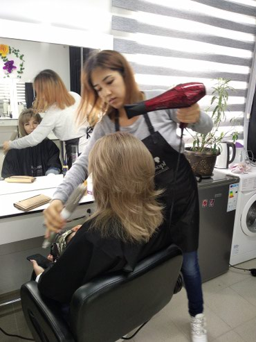 Brand Chiki приглашает всех на стрижки, в Бишкек
