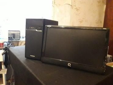 Bakı şəhərində 1155 core i3 3240 4 gb ram 250 gb hard disk 1 gb 256 bit video kart