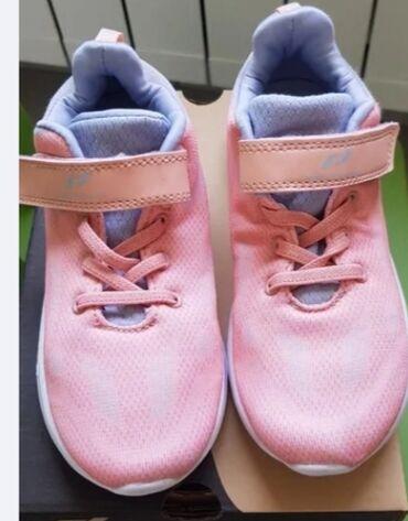 Dečije Cipele i Čizme - Nis: PRO TOUCH - original patike za devojcice kupljene u InterSport, bas