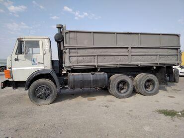 сельхозтехника в Кыргызстан: КамАЗ сельхозтехник с прицепом. 10500
