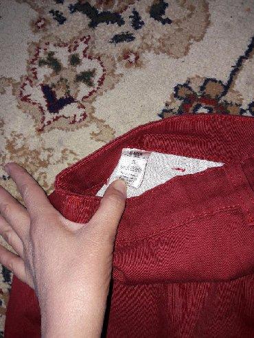 джинсы настоящие в Кыргызстан: Джинс брюки новые.emka сидит идеально