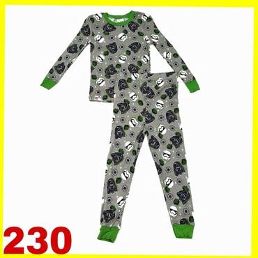 Детские пижамы для мальчиков и в Бишкек