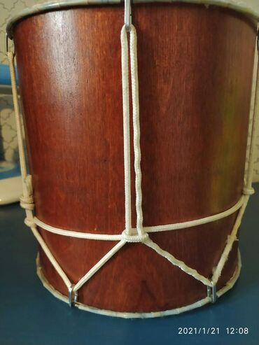 Барабаны - Азербайджан: Nagara orta olculu