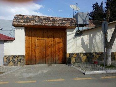 Ev Goygol rayonunun merkezinde Heyder Eliyev prospektindedir, в Göygöl