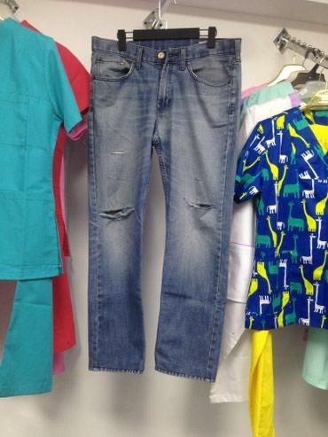 Рваные джинсы 32 размер  в Бишкек