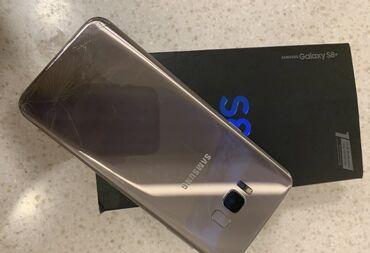 audi s8 52 v10 - Azərbaycan: İşlənmiş Samsung Galaxy S8 Plus 64 GB boz