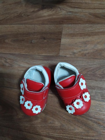 Туфельки на малышку, размер 15 состоянии нового