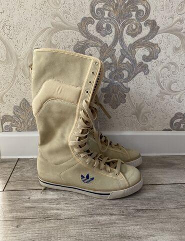 adidas porsche design в Кыргызстан: Удлиненные кеды Adidas оригинал. Состояние как новые. Размер 39,5