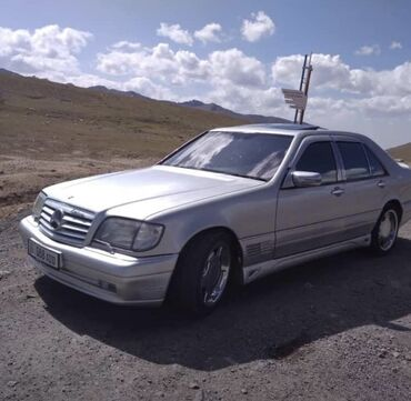 razmer 140 в Кыргызстан: Mercedes-Benz S 320 3.2 л. 1999 | 185000 км