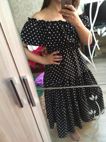 Платья летний очень красивое  размер- s/m цена-800 в Бишкек