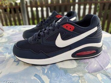 Nike Air max, teget plava boja :)  Brojevi od 41 do 46 Cena 2500 din