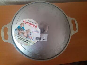Продается новый 10литровый казан Kukmara.Брала 1450 отдам 1200