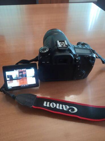 продажа номеров in Кыргызстан | ПРОДАВЦЫ-КОНСУЛЬТАНТЫ: Продаю Canon 70D б/у в отличном состоянии. Имеются в комплекте зарядно